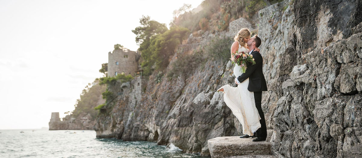 ELOPEMENT ON THE AMALFI AND SORRENTO COAST