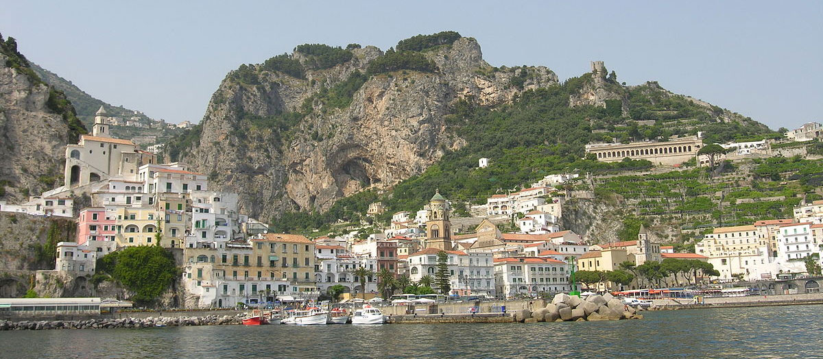History of Amalfi