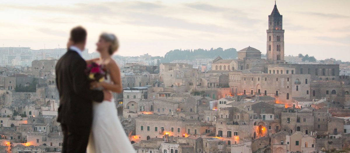 Weddings in Sassi di Matera