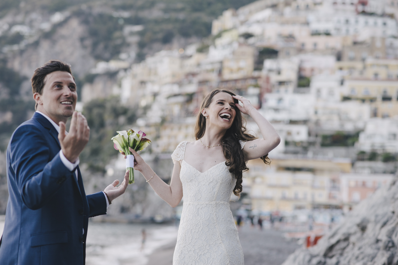 weddings in Positano - Positano wedding planner